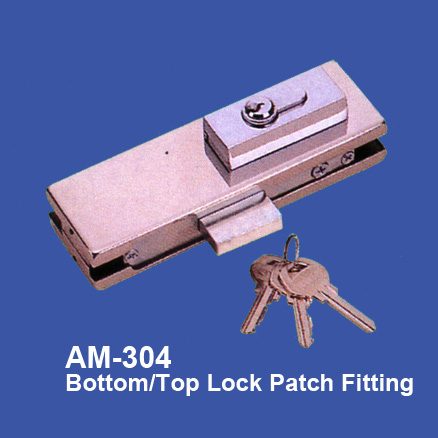 Lock Patch Fitting