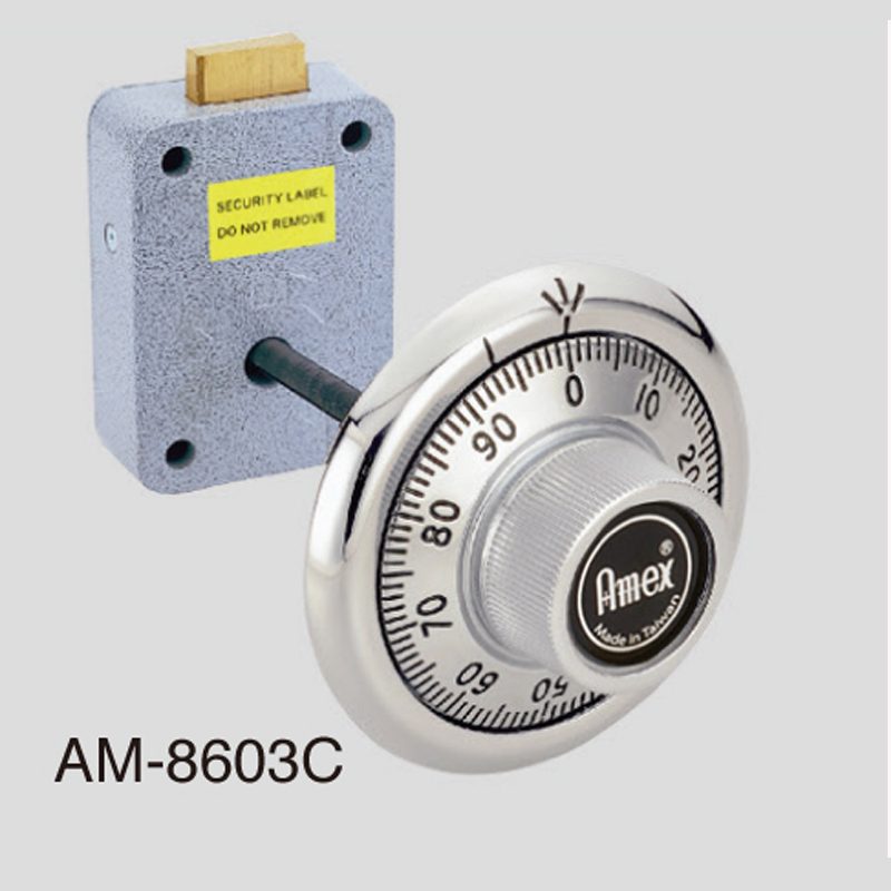 Mechanical Combination Lock For Safe Box