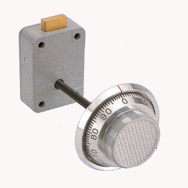 Keyless Mechanical Combination Lock