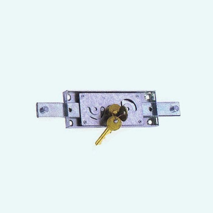 Rolling Shutter Lock